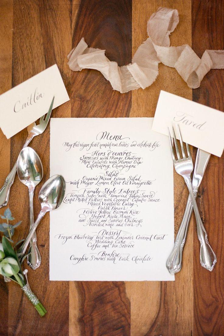 grumpy cat wedding invitations%0A Quintessentially Ojai Wedding With Just    Guests    Wedding Stationery