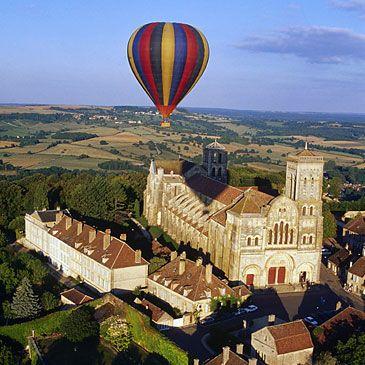 Vol en Montgolfière en Bourgogne Auxerre 89 - Sport Découverte - www.sport-decouverte.com