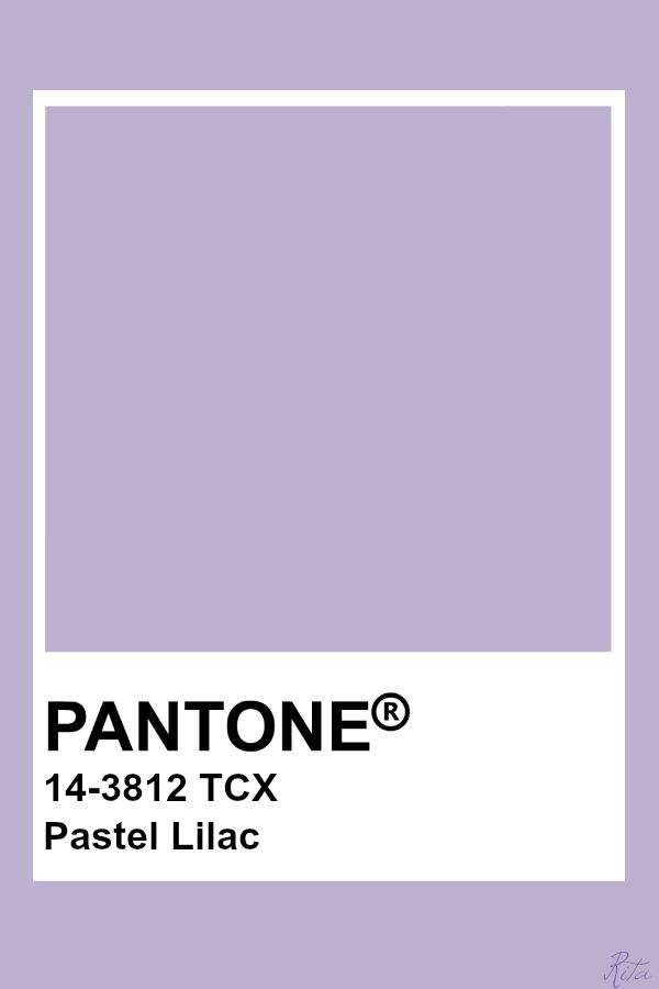 Pantone Pastel Lilac Pantone Colour Palettes Pantone Color Pantone
