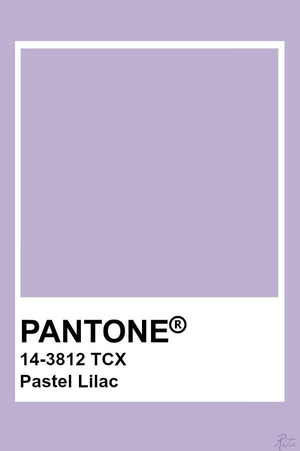 Pantone Pastel Lilac | I : Swatch Pantone in 2019 ...