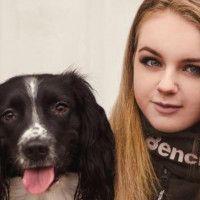 #dogalize Ted, il cane sostegno di una ragazza con una malattia al cuore #dogs #cats #pets