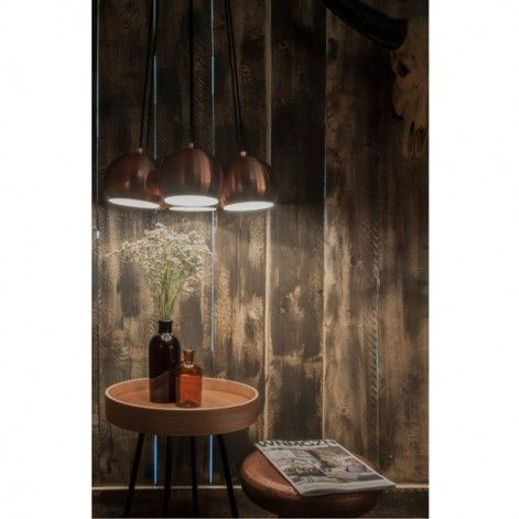 Multishine Copper hanglamp