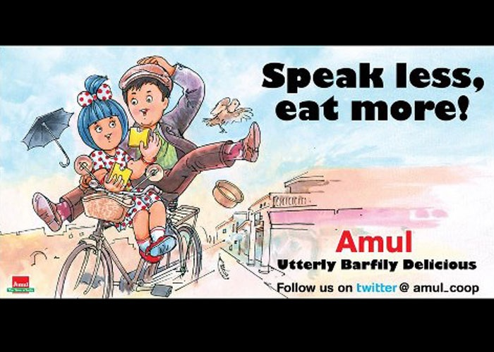 Witty Amul Ads That We Love - BookMyShow