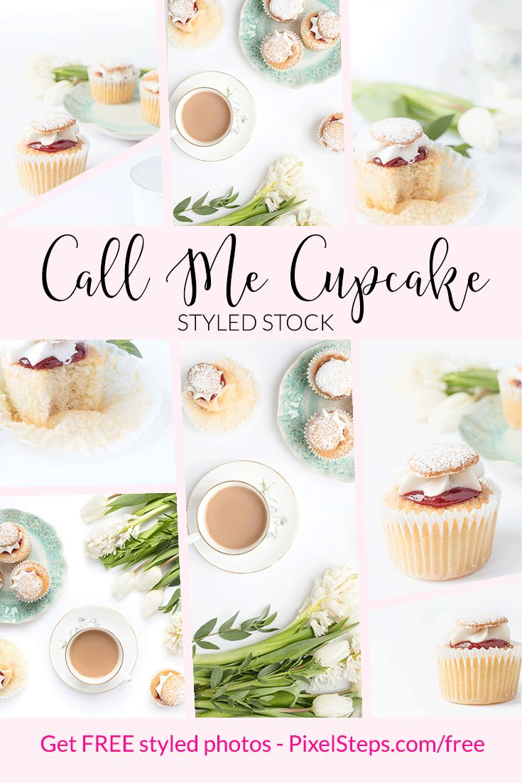 Cupcake images galore! I am happy to share with you the light and airy styled stock images of Fairy style cupcakes and tea! A selection of Fairy cake photos, including portrait, landscape and flatlay to suit all your needs. Are you a blogger or a small business owner that gets tired of trying to find…