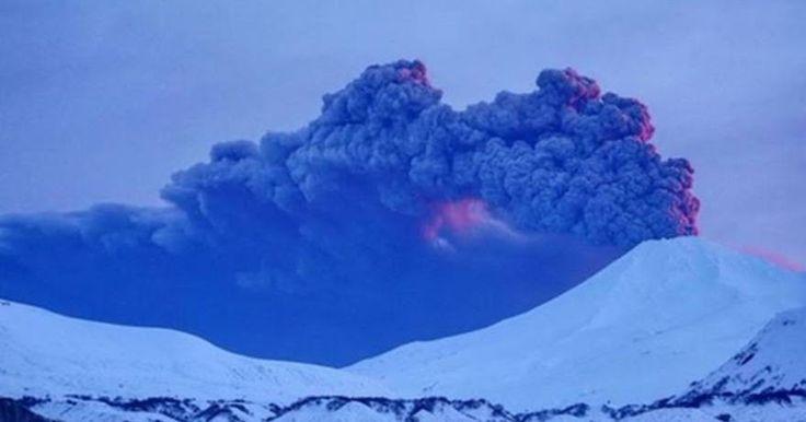 «Βρυχώνται» δύο ηφαίστεια στη Ρωσία - Εκρήξεις από στάχτη και σεισμοί!