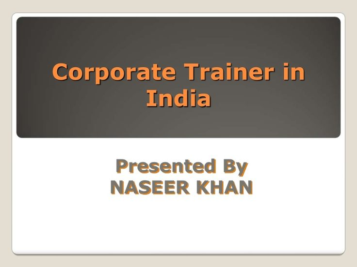Are you searching for a corporate trainer then Naseer Khan is the number one in the country. Naseer Khan and his team are corporate trainers who aim to inspire, motivate and challenge the employees. He offers several corporate training services. Motivational speaking, team building, leadership training, employee motivation, time management, success strategies and confidence building are some of the training programs.