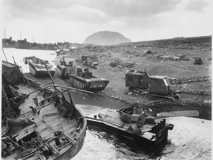 GUEST BLOGGER DAN KING: The 70th anniversary of the battle for Iwo Jima - http://www.warhistoryonline.com/guest-bloggers/guest-blogger-dan-king-the-70th-anniversary-of-the-battle-for-iwo-jima.html