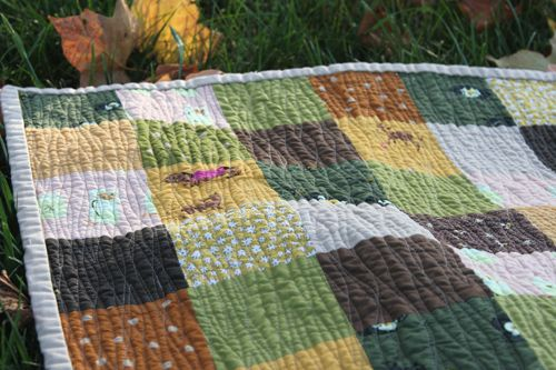 mini fall quilt - I love how she quilted this one!: Comfy Quilts, Beautiful Quilts, Minis Dog Qu, Patchwork Quilts, Minis Quilts, Children Quilts, Fall Quilts, Fall Minis Quilt3, Minis Fall
