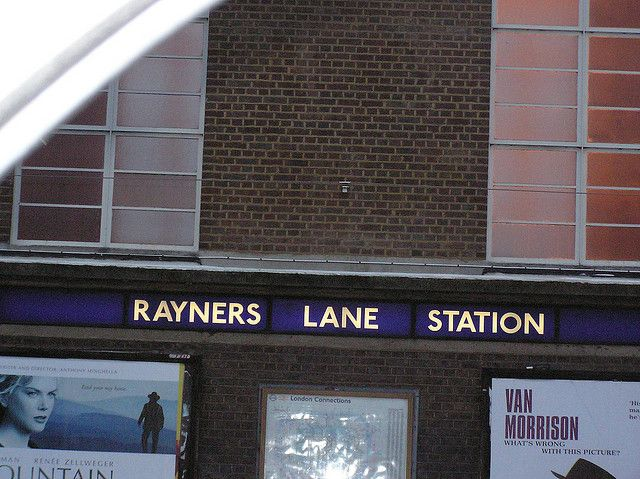 Rayners Lane Station | Flickr - Photo Sharing!