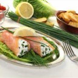 Smoked Salmon Rolls   Organic Recipe Book