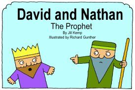 2 Samuel 11: 1-12:14; Psalms 51 David Sinned & Was Restored Lambsongs Bible Story Books