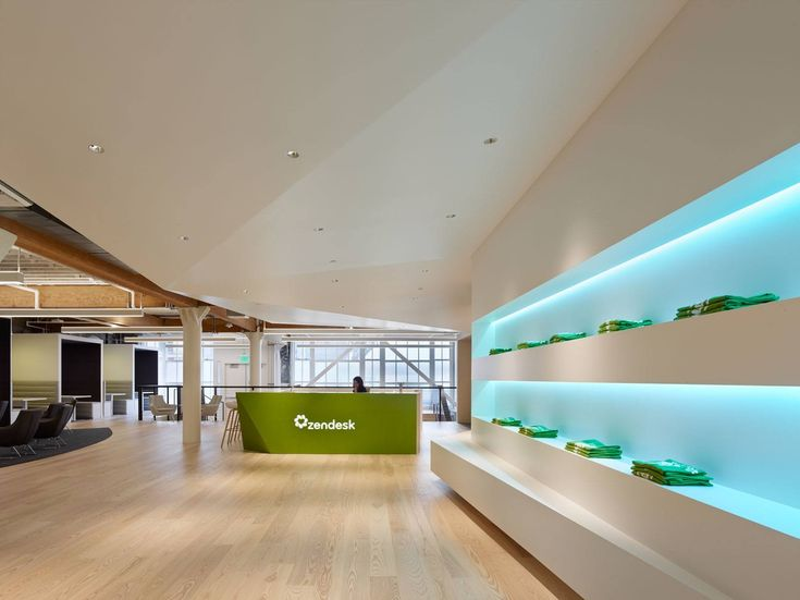 office reception. the 15 coolest startup and tech office receptionslobbies reception