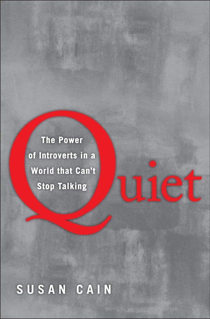 for the next person who asks me why I'm so quiet, I'll send them to this TED talk