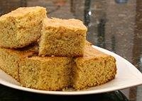 Honey-Buttermilk Cornbread-Great Basic Cornbread Recipe!