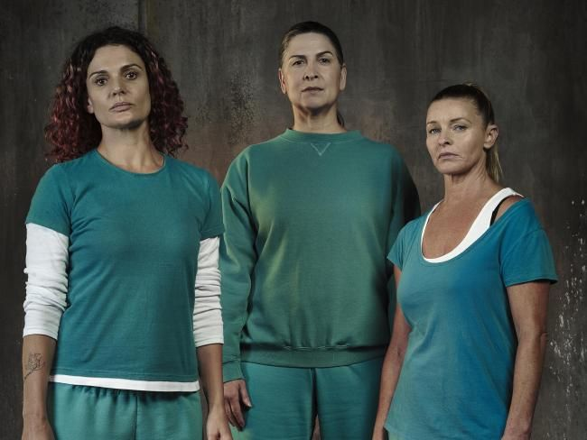 Wentworth screens in 141 countries around the world.