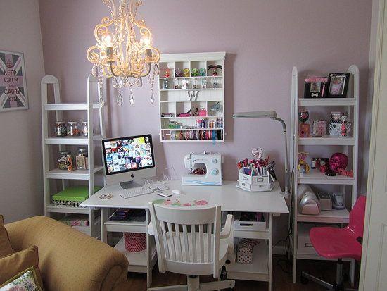 24 best Creative home studio images on Pinterest   Chandeliers ...