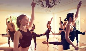 Groupon - $ 39 for 10 Cardio Barre Classes at Cardio Barre Brentwood ($170 Value) in Brentwood. Groupon deal price: $39