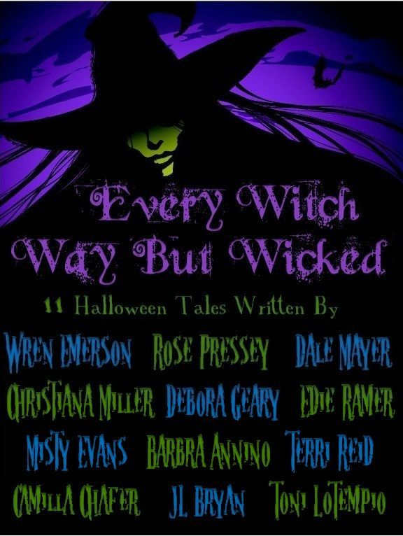Amazon.com: Every Witch Way But Wicked eBook: Misty Evans, Camilla Chafer, Rose Pressey, Wren Emerson, Dale Mayer Edie Ramer, Terri Reid J.L Bryan, Christiana Miller Barbra Annino, Debora Geary, Toni LoTempio, Amanda Hocking: Books