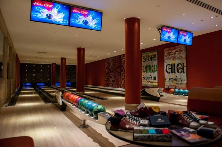 Part of the Avant Premiere Designer Bowling event at the Hamm Yard Hotel in London during the London Collections: Men June 2015 #fashion #bowling #london