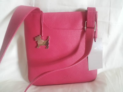 RADLEY LONDON SALMON PINK BAG