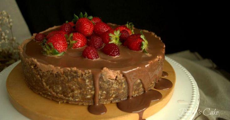Y, como nos explican desde el blog PATTY'S CAKE, sin necesidad de encender el horno para ello. ¡No te pierdas la receta!