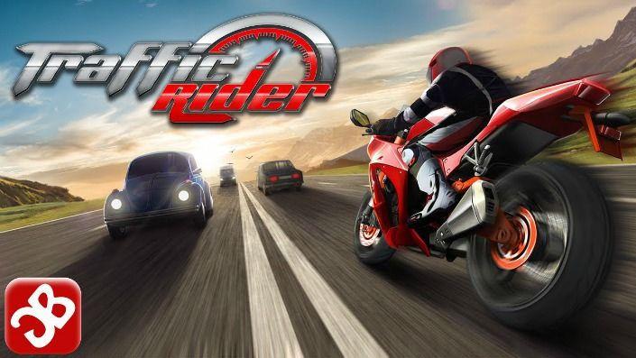 Traffic Rider v1.0 MOD APK - SINIRSIZ PARA ALTIN HİLELİ  Hile Oyunlar Popüler Oyun Yarış
