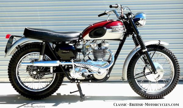 The 1961 Triumph TR6 pre-unit 650 twin, w/eye-popping Pictures, Specs, History & more...