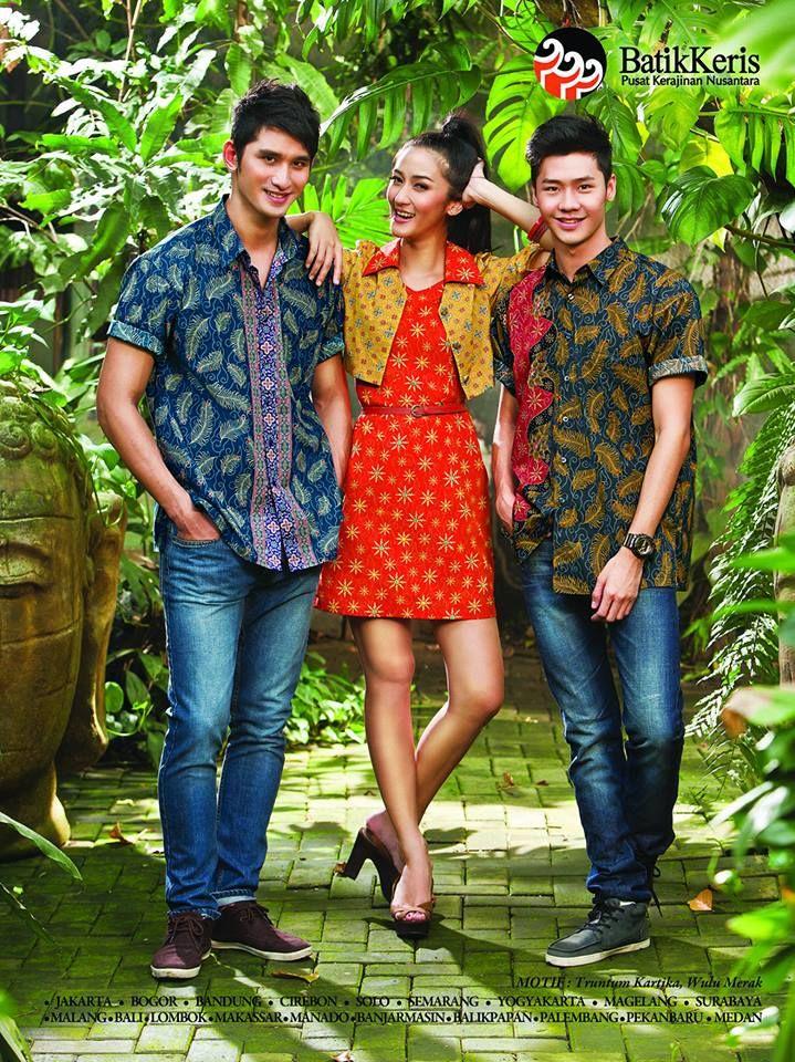 Get The New Collection of Batik Keris at Kuningan City Level 1
