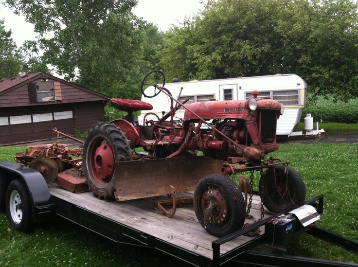 77 best tractors an the like images on pinterest old tractors my new 1951 cub fandeluxe Gallery