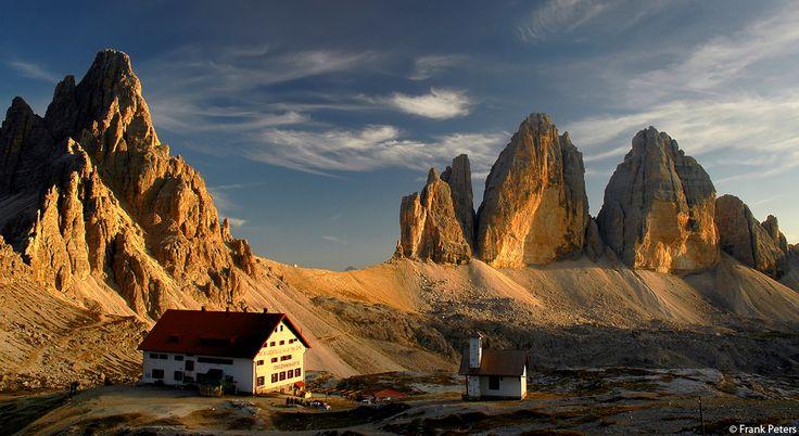 Italië, Dolomieten, Alpen « Frank Peters