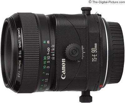 Canon TS-E 90mm f/2.8 Tilt-Shift Lens.  For more images and information on camera gear please visit us at www.The-Digital-Picture.com