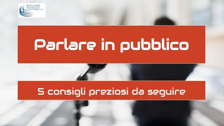 Corso di public speaking Roma  1/2014 by corso-public-speaking-roma via slideshare