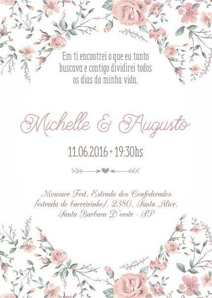 Convites de casamento personalizados. Escolha sua arte, personalize e imprima onde quiser. Aproveite as promoções.