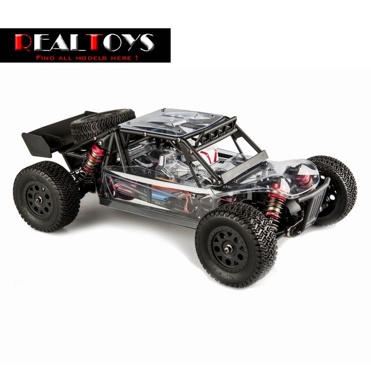LC Racing 1/14th EMB-DTH Brushless RC Class 1 Desert Buggy RTR