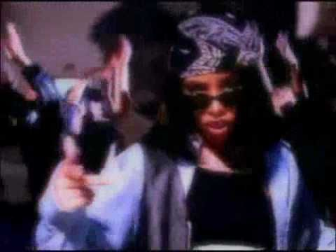 Aaliyah - Her style was so unique. She was before Rihanna, Beyonce and the like... Her music brings back great memories....RIP Aaliyah #HighSchool