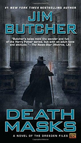 66 best books i have read images on pinterest dresden files jim o death masks book five of the dresden files by jim butcher fandeluxe Image collections
