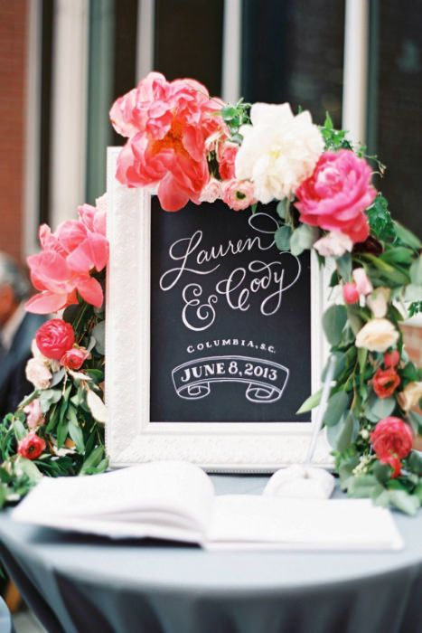 Wedding Sign In Table Decorations Amazing 89 Best  Wedding Guest Book  Images On Pinterest  Wedding Guest 2018