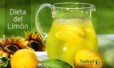 la-dieta-del-limon-adelgazar-perder-peso-rapido