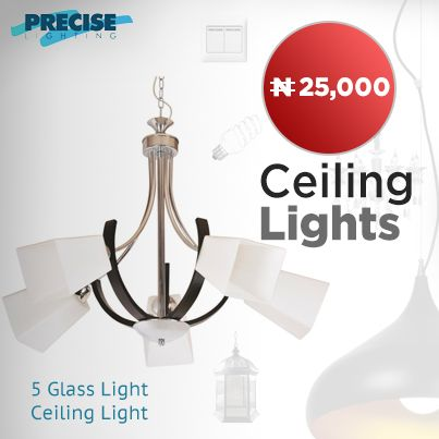 Discover our vast range of modern ceiling lights at affordable price. We offer a variety of styles including chandeliers, pendants, ceiling lights and many more. http://www.preciselightingstore.com/Ceiling-Lights