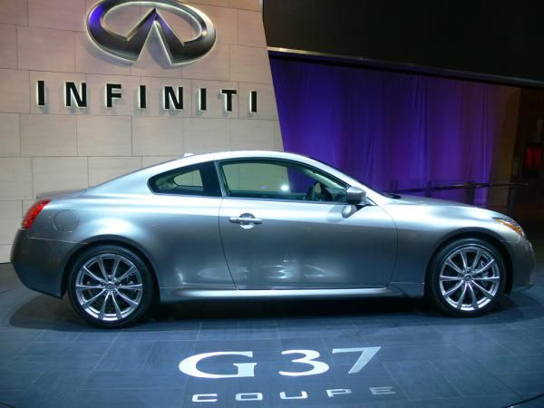 Infiniti G37--I will have this car..Now h e s looking at these  , He s to much..