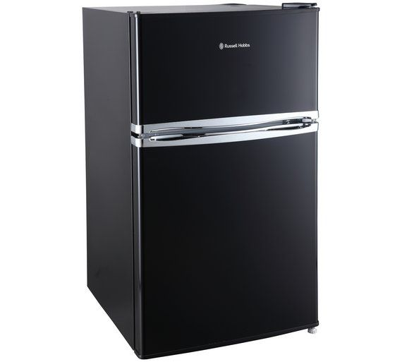 Buy Russell Hobbs RHUCFF50B Under Counter Fridge Freezer - Black at Argos.co.uk, visit Argos.co.uk to shop online for Fridge freezers, Large kitchen appliances, Home and garden