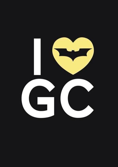 I <3 Gotham City