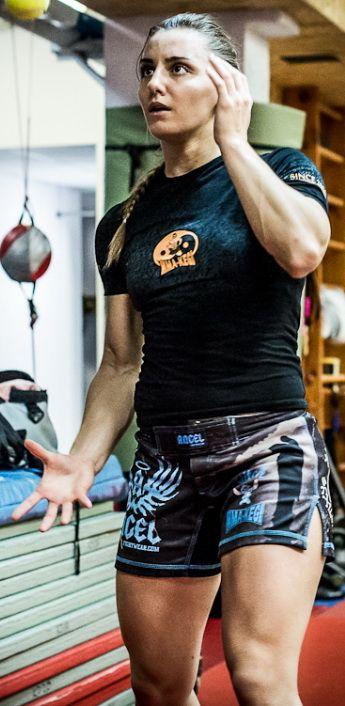 moldavian MMA girl