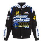 Jimmie Johnson #48 2016 Sprint Cup Champion Twill Jacket