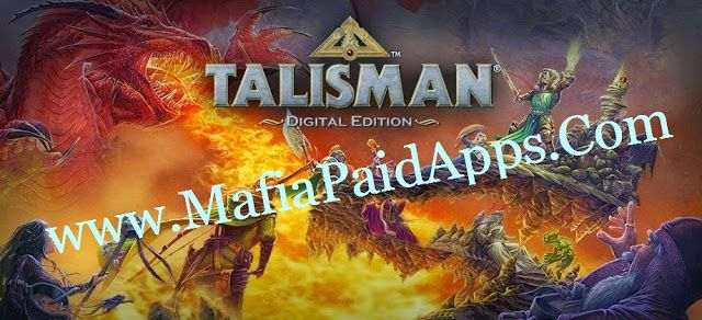 """Talisman v9.6 Unlocked Apk   """"A great game with a ton of content."""" - 4/5 BoardGameGeek. """"Talisman: Digital Edition is one of the best board game ports available for iPad and Android period.""""  Dave Neumann Pocket Tactics  Included in Pocketgamer.co.uk's Top 10 Board Games on Android  Talisman: Digital Edition the classic fantasy adventure board game for 1-6 players. This officially licensed version of the Games Workshop game uses the 4th Revised Edition rules. In Talisman you embark on a…"""