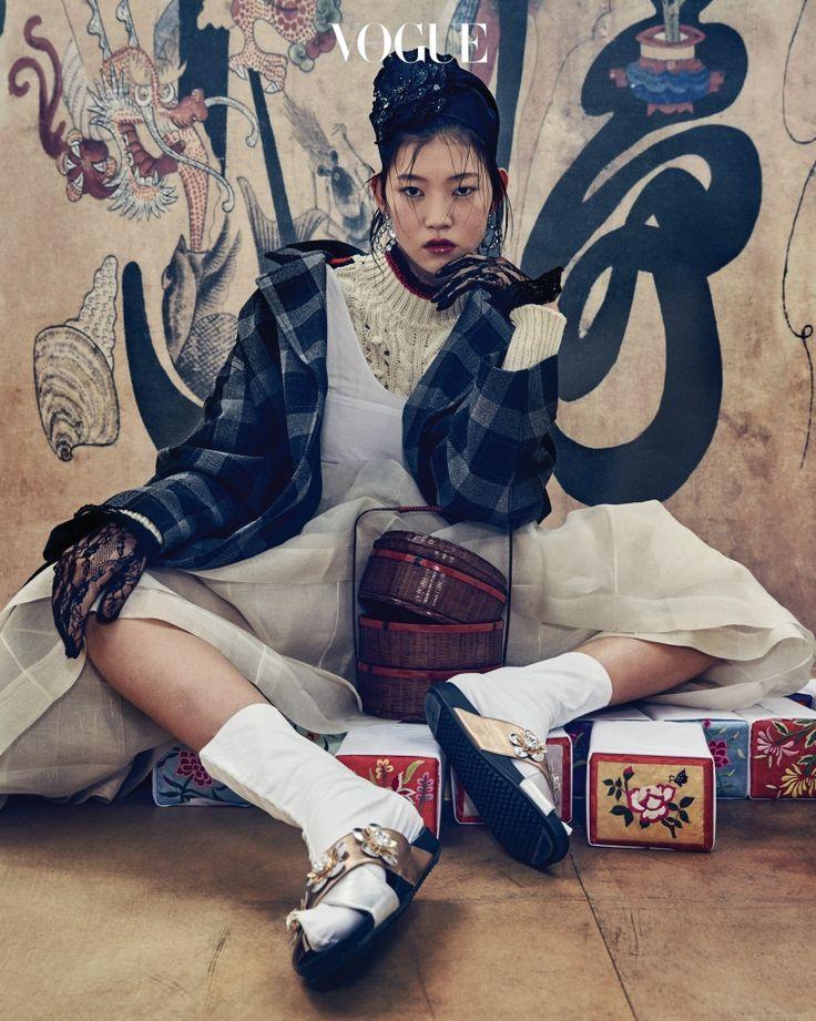 Jung Cheong-sol // Vogue Korea