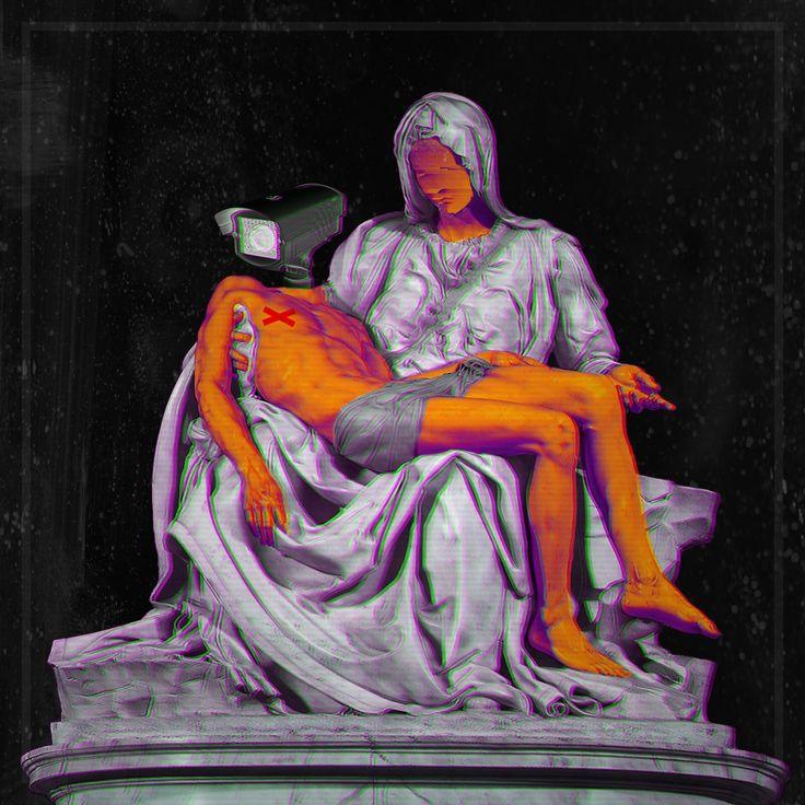 Hug me mother  #design #digital #edit #photoshop #retrowave #digitalart #sadboys #glitch #ledoriver #vaporwave #pixelsorting