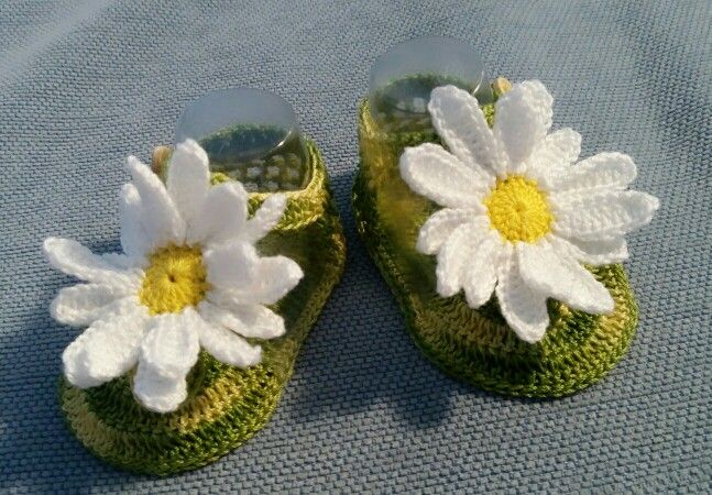 Baby shoes margherita