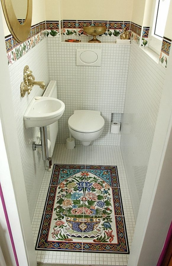 Badezimmer Aufkleber Für Fliesen