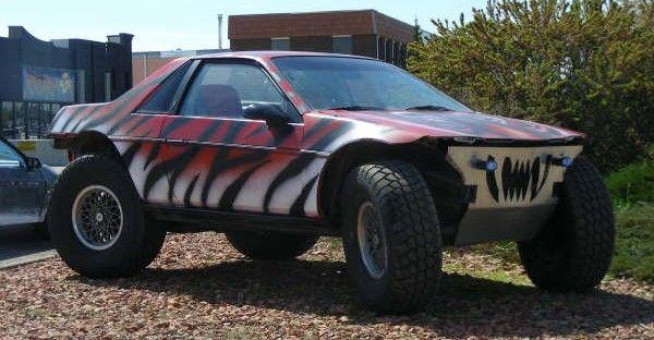 dune buggy fiero? - Pennock's Fiero Forum